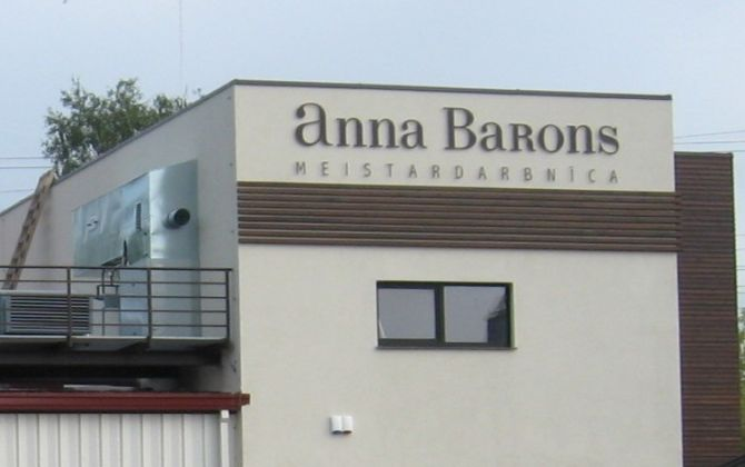 "Furniture factory""Anna Barons"""